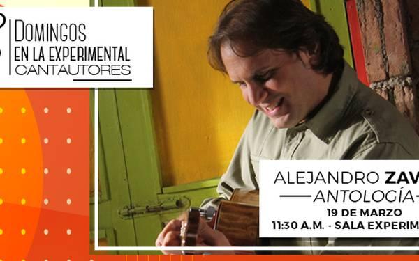 Alejandro Zavala – Antología