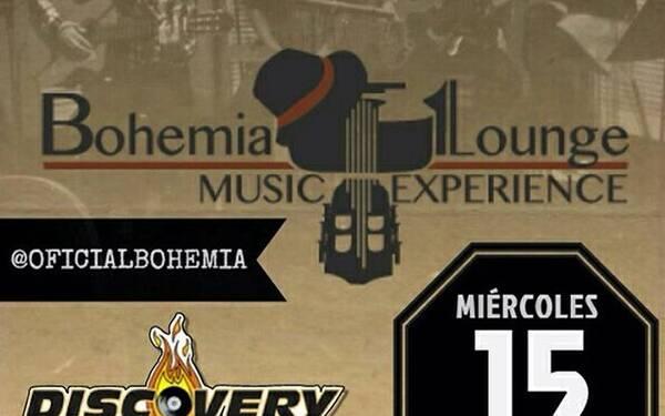 Bohemia Lounge - Discovery Bar