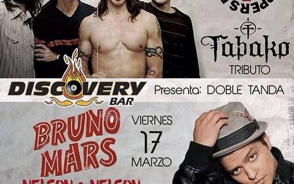 La Banda Tabako en Discovery Bar