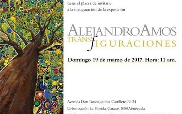 Transfiguraciones de Alejndro Amos