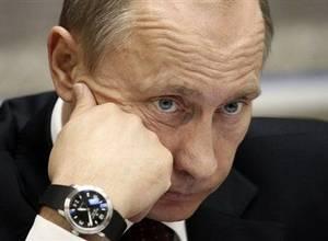 Los relojes de los líderes del mundo.