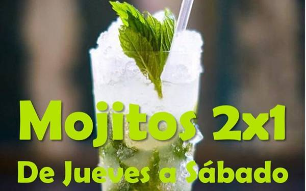 2x1 EN MOJITOS - El Garito Bar