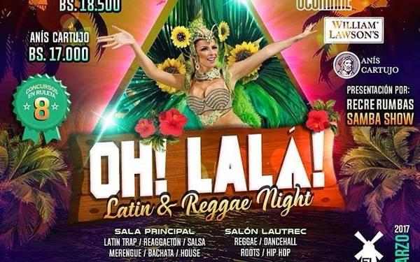 Oh Lalá - El Molino