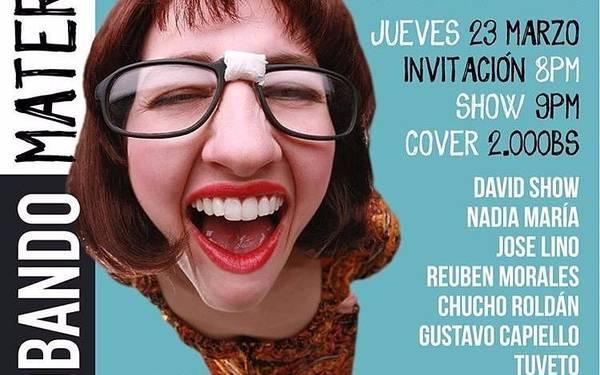 Los jueves son de comedia- La Quinta Bar