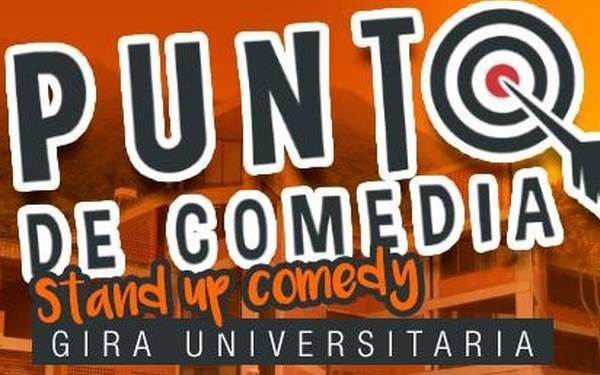 Punto de comedia - Stand up comedy