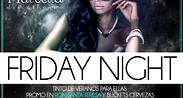 Viernes de noche en  Marbella disco