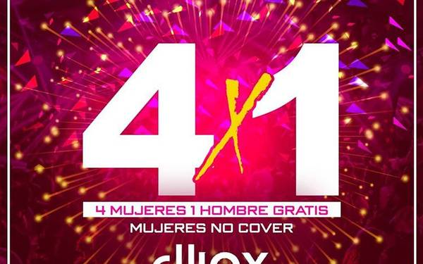 Mujeres No Cover en Maroma Bar
