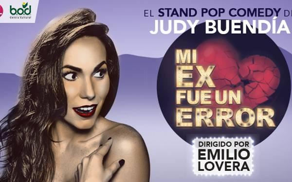 JUDY BUENDÍA- MI EX ES UN ERROR