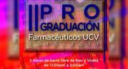 Pro-graduación Farmacéuticos UCV