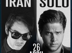 Rodrigo Solo y Luis Irán