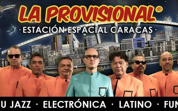 LA PROVISIONAL-ESTACIÓN ESPACIAL CARACAS SHOWCASE