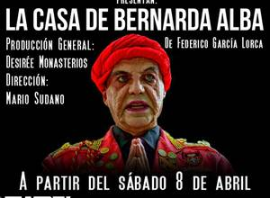 LA CASA DE BERNARDA ALBA - Teatrex El Bosque