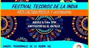 Festival Tesoros de la India