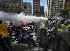 Sube a 538 la cifra de personas detenidas por protestar, informa Foro Penal