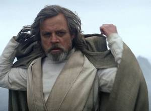 Mark Hamill dice que Luke Skywalker podría pasar al Lado Oscuro en 'The Last Jedi'