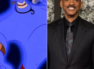 Will Smith podría ser El Genio en el live-action de 'Aladdin'
