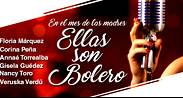 ELLAS SON BOLEROS