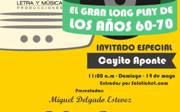 GRAN LONG PLAY DE LOS '60-70'