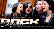 Orquesta Infantil y Juvenil de Rock Sinfónico.