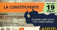 Conversatorio: La Constituyente