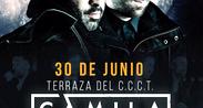 Camila en concierto