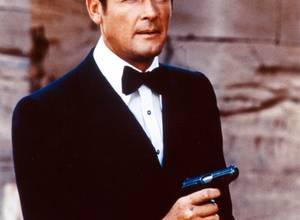 Muere Roger Moore, conocido por ser uno de los icónicos James Bond