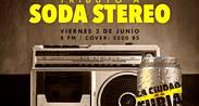 #AgendaRocker con un tributo a Soda Stereo