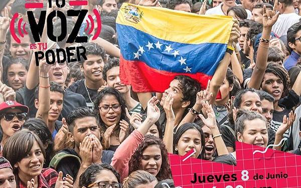 Lanzamiento del CD #TuVozEsTuPoder