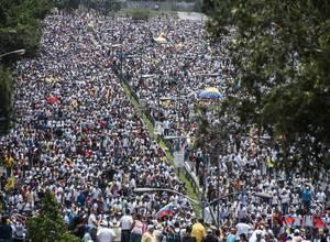 La protesta será hacia el CNE este 8 de junio