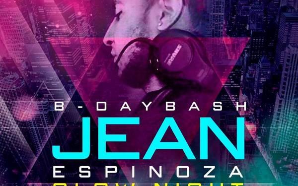 Cumpleaños de  @DjJeanEspinoza