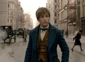 Dumbledore adolescente aparecerá en Fantastic Beasts 2