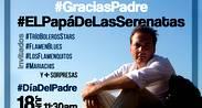 GRACIAS PADRE – EL PAPÁ DE LAS SERENATAS