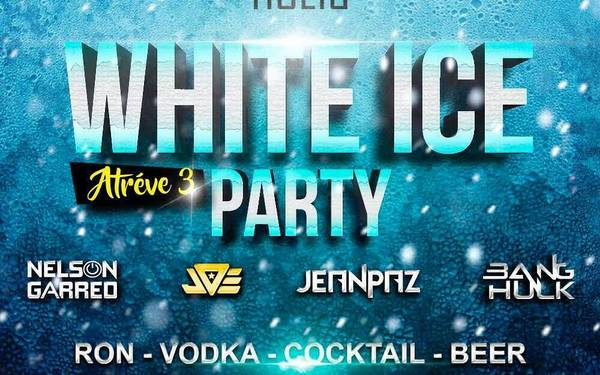 #WhiteIceParty