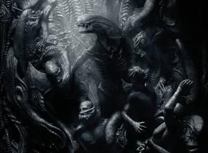 Censuran un beso entre dos mujeres en Alien:Covenant