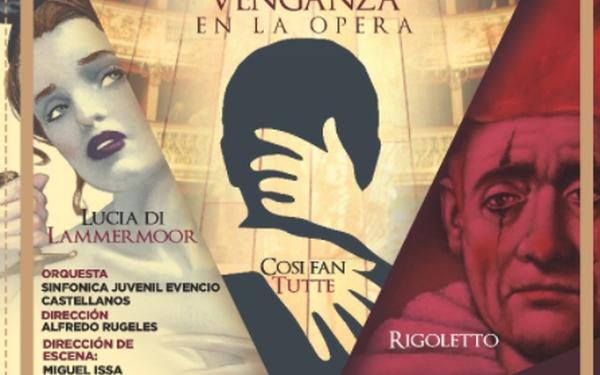 Humor, Amor y Venganza en la Ópera