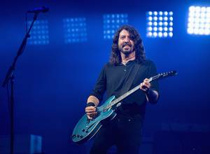 "150.000 fanáticos cantan ""Best of You"" de Foo Fighters"