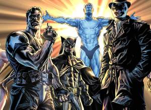 "HBO prepara serie de ""Watchmen"""
