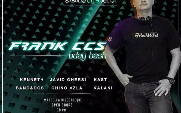 BDay Bash - Marbella Disco