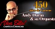 ANDY DURÁN Y SU ORQUESTA- ¡VIVA BILLO! CANTO A CARACAS