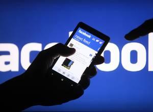 Facebook llega  a dos billones de usuarios