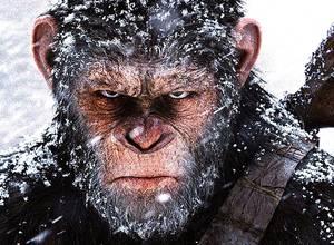 La tercera entrega del Planeta de los Simios llega al cine