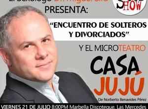 Encuentro con el Dr Miguel Sira