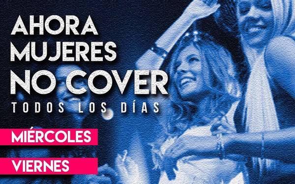 No cover para las mujeres - Holic