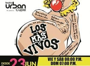 LOS MÁS VIVOS - Urban Cuplé