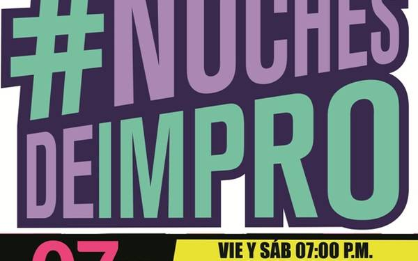 NOCHES DE IMPRO - Urban Cuplé