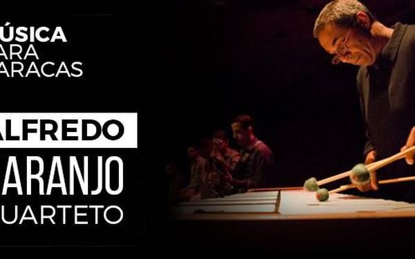 ALFREDO NARANJO CUARTETO- MÚSICA PARA CARACAS- C C BOD