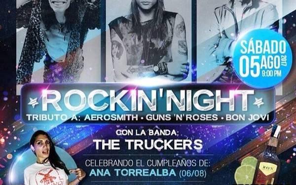 #RockinNight