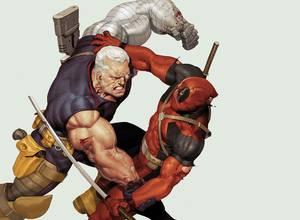 """Así se verá Cable en """"Deadpool 2"""""""