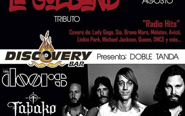 Discovery Bar -  Doble tanda de tributos