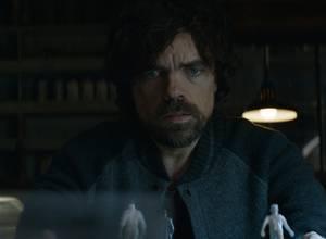 """Mira el tráiler del sci.fi thriller con Peter Dinklage, """"Rememory"""""""
